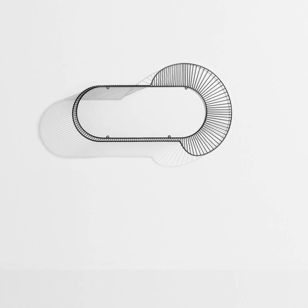 Corolla shelf