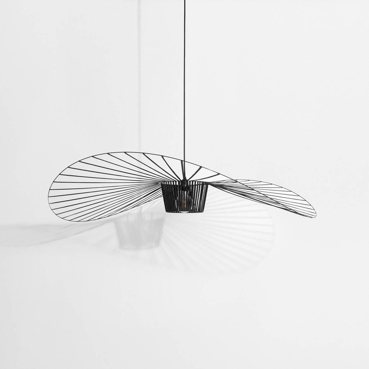 Vertigo pendant light large - black - Petite Friture