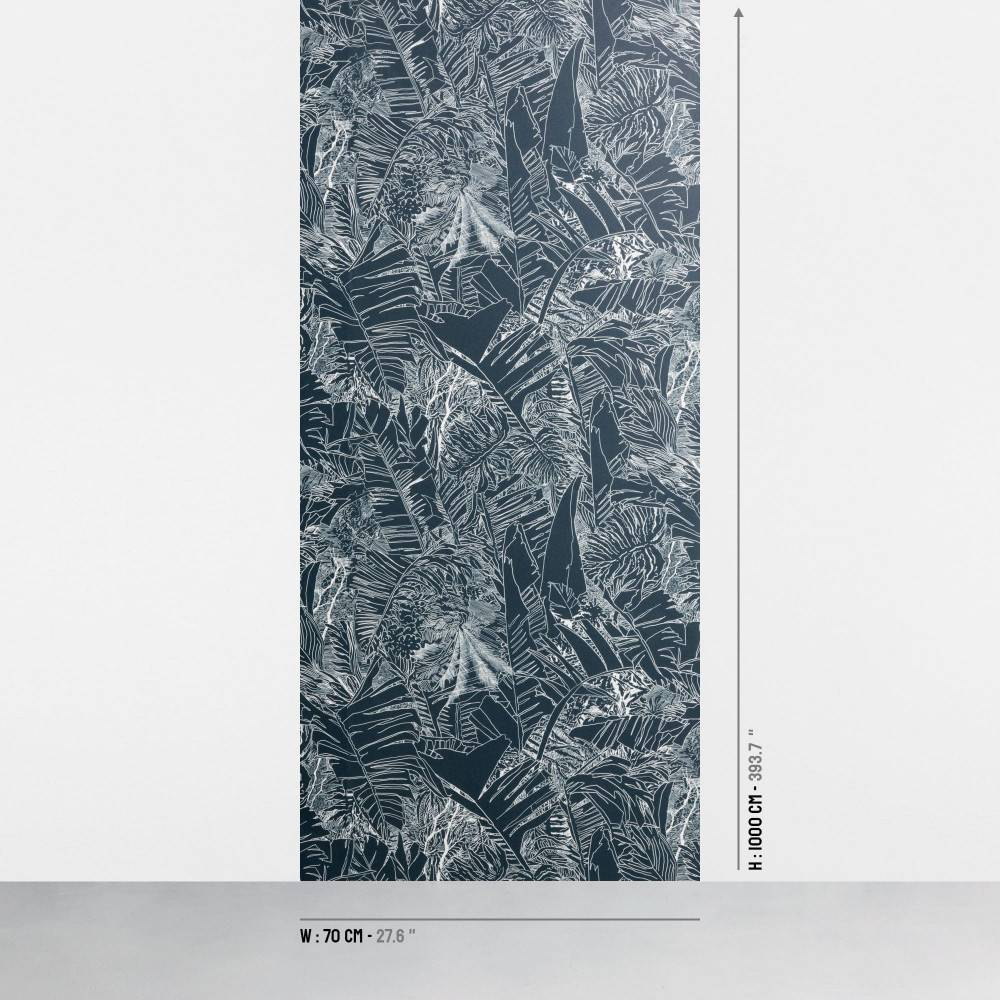Jungle wall paper - Petite Friture