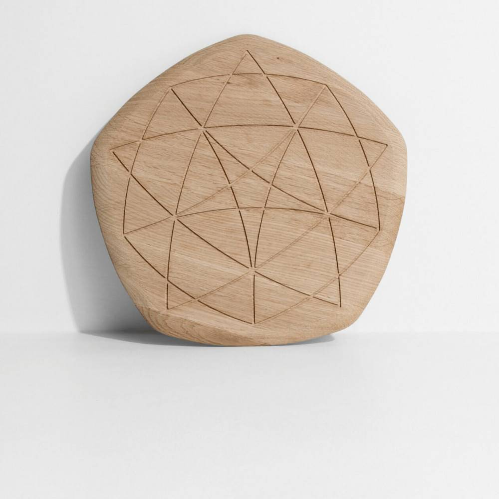 Wooden chopping board - Petite FRiture
