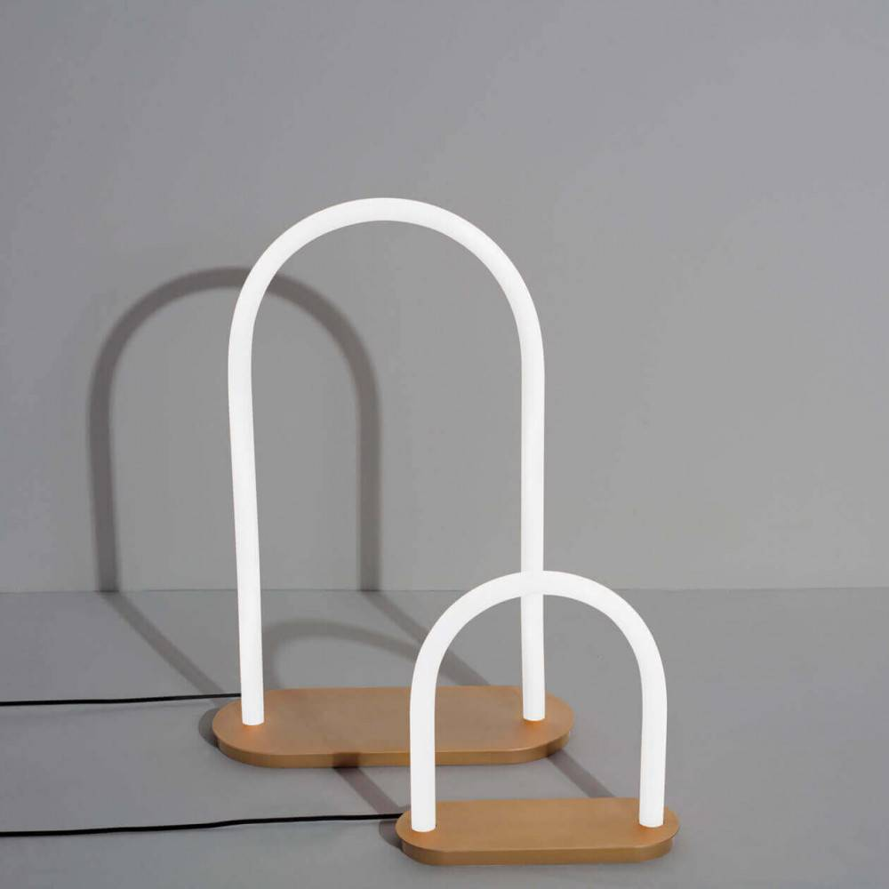 Modern table lamps UNSEEN switch on - Petite Friture